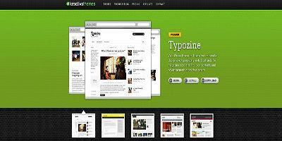 WordPress theme templates free