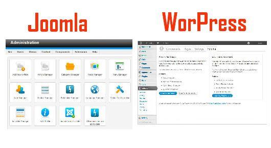 Joomla o WordPress, quale è il miglior CMS gratis?