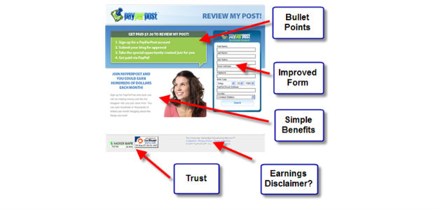 Landing Page nel web marketing
