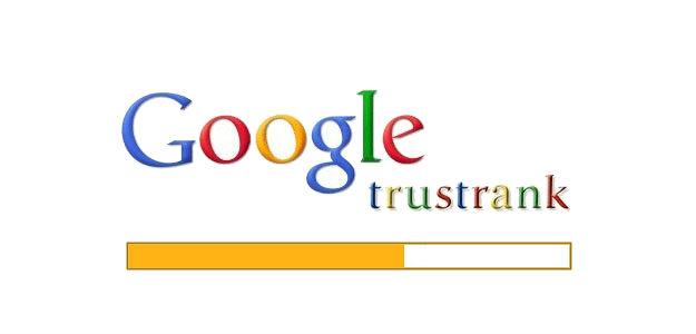 TrustRank, algoritmo simile al PageRank.