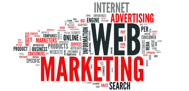 Web Marketing per siti internet.