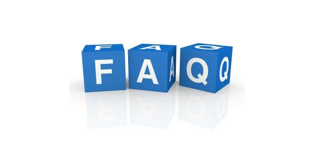 faq, prezzi e domande sulla realizzazione di un sito.